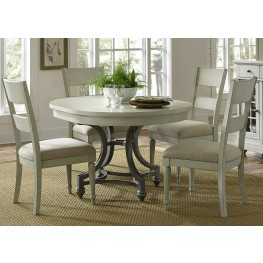 Harbor View III Round Extendable Dining Room Set