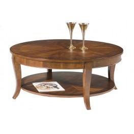 Bradshaw Round Cocktail Table