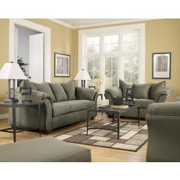 Darcy Sage Living Room Set