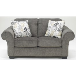 Makonnen Charcoal Loveseat