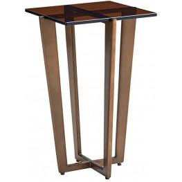 Zavala Vortex Chairside Table