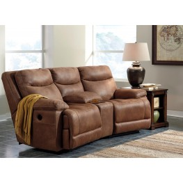 Valto Saddle Small Reclining Entertainment Sectional Seating