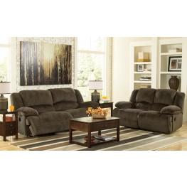 Toletta Chocolate Power Living Room Set