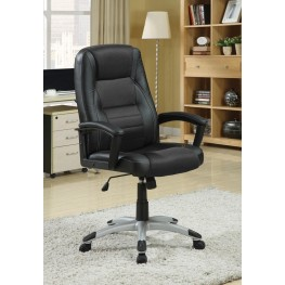 800209 Black Office Chair