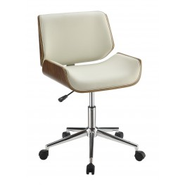 800613 Ecru Office Chair
