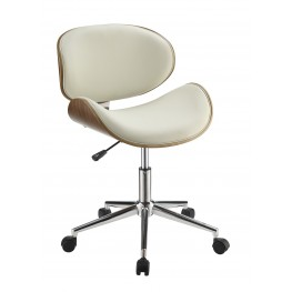 800615 Ecru Office Chair