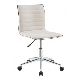 800726 Cream Office Chair