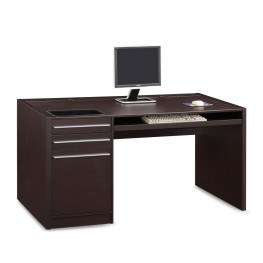 Cappuccino Connect-It Desk 800982