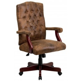 Bomber Classic Executive Office Chair (Min Order Qty Required)