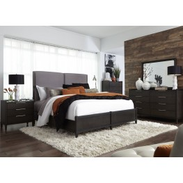 Tivoli Bedroom Brown Panel Bedroom Set