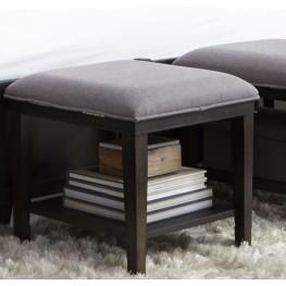 Tivoli Brown Bed Bench