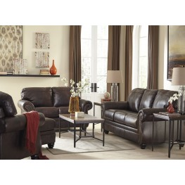 Bristan Walnut Living Room Set