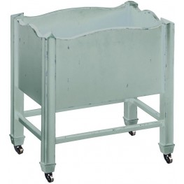 Sage Storage Book Cart