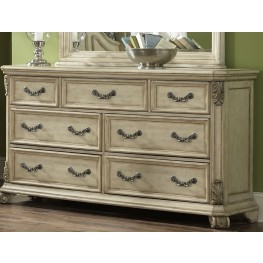 Messina Estates II 7 Drawer Dresser