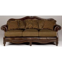 Claremore Antique Sofa