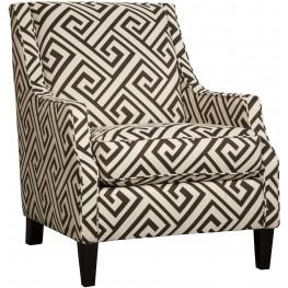 Carlinworth Espresso Accent Chair