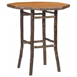 "Hickory 32"" Standard Round Pub Table"