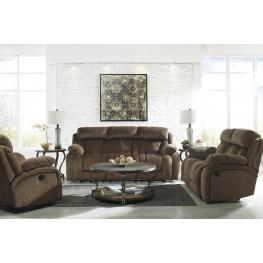 Stricklin Brown Power Reclining Living Room Set