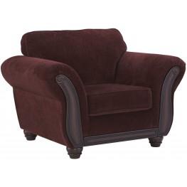 Chesterbrook Burgundy Chair