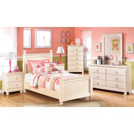 Cottage Retreat Youth Poster Bedroom Set