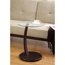 900256 Round Accent Table