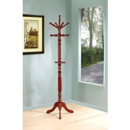 Tobacco Coat Rack with Spinning Top 900759