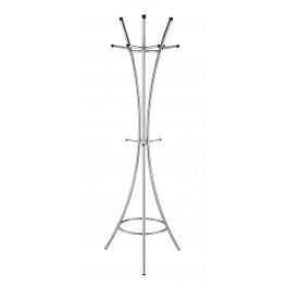 900894 Chrome Coat Rack