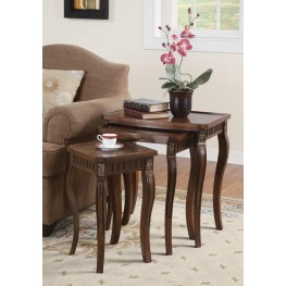 Cherry Large Nesting Table 901076