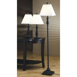 Black Floor Lamp 901145