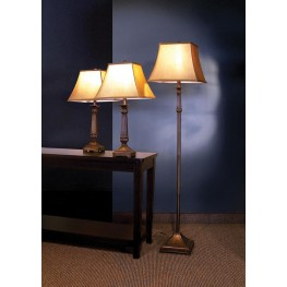 Brown Floor Lamp 901160