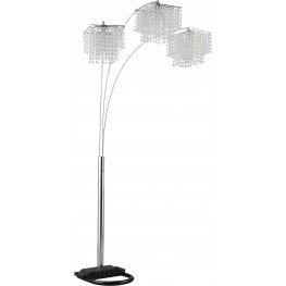 901484 Chrome Floor Lamp