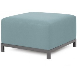 Axis Sterling Breeze Ottoman Slipcover