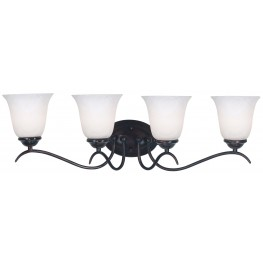 Medusa Oil Rubbed Bronze 4 Light Vanity