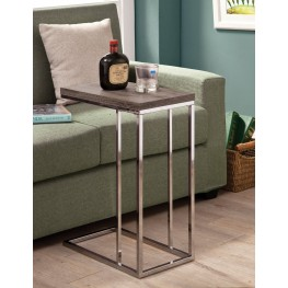 902877 Dark Grey Snack Table