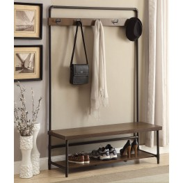 Hall Trees Buy Storage Benches Online Coleman Furniture