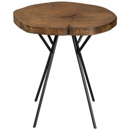 Smooth Natural Oak Accent Table By Scott Living