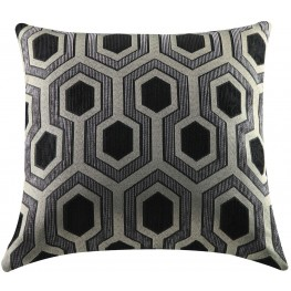 Hexagon Accent Pillow Set of 2