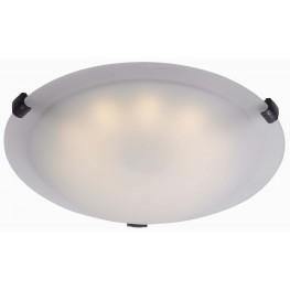 Aero Oil Rubbed Bronze LED Small Flush mount