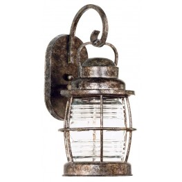 Beacon Flint Small Wall Lantern