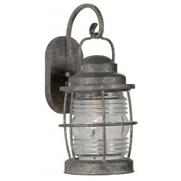 Beacon Flint Large Wall Lantern