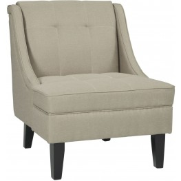Calicho Ecru Accent Chair