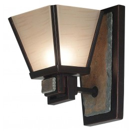 Clean Slate 1 Light Sconce