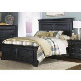 Carrington II Queen Panel Bed