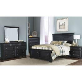 Carrington II Panel Bedroom Set