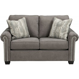 Gilman Charcoal Loveseat