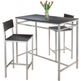 Hanley 3 Piece Counter Height Dining Set