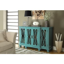 950245 Large Teal Cabinet