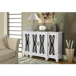 950265 Large White Cabinet
