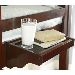 Walnut Street Chestnut Hanging Nightstand