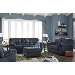 Dailey Midnight Living Room Set